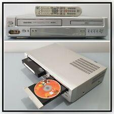 DAEWOO SD-7800 VHS VIDEORECORDER /DVD PLAYER + FERNBEDIENUNG KOMBIGERÄT #050