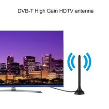 ANTENNA HD TV DIGITALE TERRESTRE DVB-T PORTATILE 10DB PER AUTO CAMPER CALAMITA
