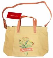 American Girl Doll 2019 Girl of the Year Blaire Wilson Floral Tote Bag for Girls