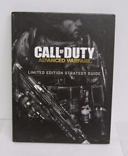 Call of Duty Advanced Warfare Limited Edition Strategy Guide W/O Patches