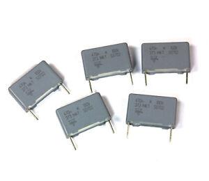 24pcs Vishay MKT Metallized Polyester Box Film Capacitor .47uF 100V 470N 474 10%