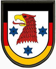 Wappen von Rathenow, Aufnäher ,Pin, Aufbügler