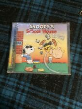 Snoopy's Classiks On Toys School House Peanuts Education New Sealed