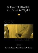 Sex and Sexuality in a Feminist World [With CD (Audio)]-ExLibrary