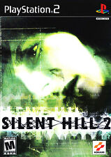 "Playstation 2  PS2 SILENT HILL 2  Box Cover Photo Poster Decor ""NO GAME"""