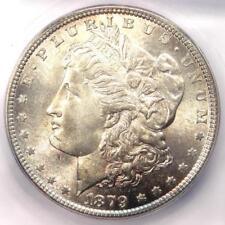 1879 Morgan Silver Dollar $1 1879-P - ICG MS66 - Rare in MS66 - $2109 Value!