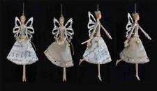 Gisela Graham Angel Christmas Tree Ornaments