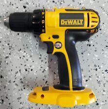 "DeWalt DC720 18 Volt 18V 1/2"" Cordless Drill/Driver w/LED Light Brand New"