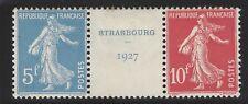 n°242A Exposition de Strasbourg 1927 Semeuses timbres Neufs** - Signés Calves