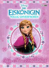Disney: Die Eiskönigin - Mein Anna-Freundebuch, Frozen, Panini, Poesiealbum, NEU