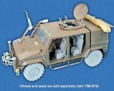 Royal Model 1/35 Iveco VTLM Lince Italian 4x4 LMV Detail Set (for Italeri) 807