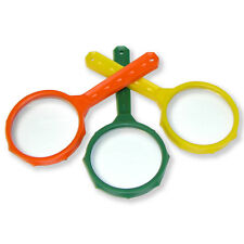 3X Carson Hand Held Magnifier: Pack of Three