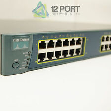 Cisco Catalyst 3550-24 (CCNA WS-C3550-24 with an EMI Image)