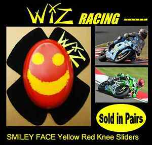 Ginocchiere Sparky WIZ Racing