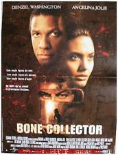 BONE COLLECTOR Affiche Cinéma / Movie Poster ANGELINA JOLIE / DENZEL WASHINGTON