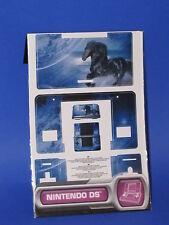 Modding Skin Nintendo DS Moon Horse Spielkonsole Schutz vor Kratzern