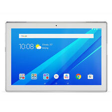 "Lenovo Tab 4 10.1"" Tablet 16GB White 2GB RAM Android 7.0 1.4GHz Qualcomm APQ8017"