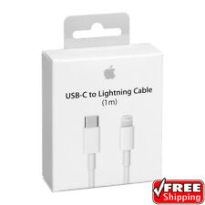 New Original Apple USB-C to-Lightning Fast Charging Cable MK0X2AM/A iPhone iPad