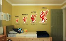 Liverpool FC Logo Crest Football Soccer Vinyl Wall Decal Car Window Sticker