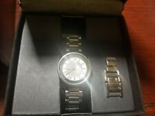 Movado BOLD Luxe watch, 32 mm stainless steel case