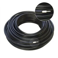 Electric Fence Mains Energiser Lead Out Cable 25m 50m
