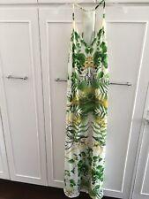 Alice And Olivia Maxi Dress Size Small New sunburst palm