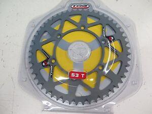 Tag Metals 53T Aluminum Rear Sprocket - Suzuki RM RMZ DR DRZ 450 125 53 T Tooth
