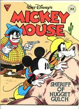 Gladstone Comic Album Series #22 (1989) Mickey Mouse High Grade NM 9.4
