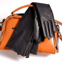New Women's Real leather Side zipper Party Evening Overlength Opera/Long Gloves
