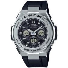 Casio G-Steel Men's GSTS310-1A Tough Solar Multi-Function Ana-Digi 56mm Watch