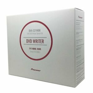 Pioneer 24x SATA Internal CD/DVD/RW DL DVD Writer Multi Drive Burner Retail Pack