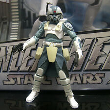 STAR WARS the Black Series CLONE COMMANDER WOLFFE wolfpack squadron tcw TBS #12