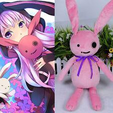 VOCALOID3 Library VOICEROID Yuzuki Yukari Cosplay Kostüm Rosa Hase Plüschfigur