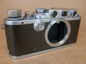 Leitz Leica IIIb Rangefinder Body - 1938