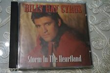 [2323] Storm in the Heartland by Billy Ray Cyrus (CD, Nov-1994) Nice! Free Ship