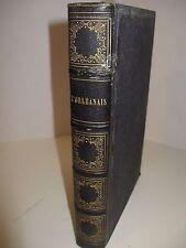 PHILIPON DE LA MADELAINE L'ORLEANAIS 1845Illustré NANTEUIL BLOIS CHARTRES BEAUCE