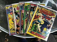 Amazing Spider-Man comics lot of 6, 102,103,106,107,108,109