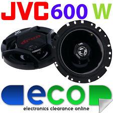 """JVC Alfa Romeo 156 1997-2007 6.5"""" 17cm 600 Watts a Pair Rear Door Car Speakers"""