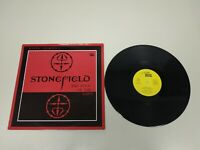 JJ10- STONEFIELD THE EYES OF THE DAWN MINI ALBUM ESP 88 VIN POR VG + DIS VG ++
