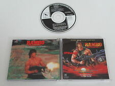 RAMBO FIRST BLOOD PART II/SOUNDTRACK/JERRY GOLDSMITH(COLUMBIA SLCS-7034)JAPAN CD