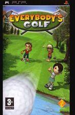 Everybody's Golf  Sony PSP VIDEO GAME