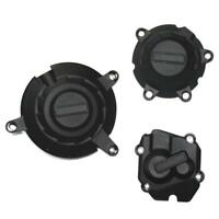 Racing Engine Cover Set Protection Guard For Kawasaki Ninja ZX10R 2011-2017