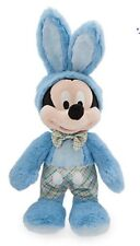 """Disney Soft Plush 18"""" Mickey Mouse as The Easter Bunny Doll Toy"""