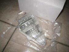 YZF R6 RJ111 LED Feu Arrière Verre Transparent Lampe Certification E Lumière