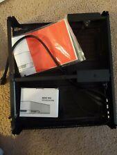 Fractal FD-CA-NODE-202-BK Design Node 202 Desktop Case open box never used