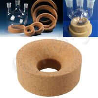 80*30*30mm Laboratory Lab Cork Ring Stand Flask Glass Holder for 50-250ml Flask