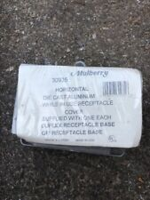 Mulberry 30935 Horizontal Die Cast Aluminum While In Use Receptacle Cover