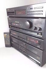 Pioneer Hi-fi DC-Z83 Amp/Ecualizador Gráfico/Cassette/F-Z83L Sintonizador & Remoto