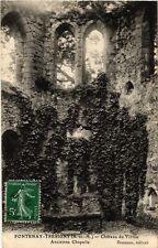 CPA  Fontenay-Trésigny (S.-et-M.) -Cháteau du Vivier -Ancienne Chapelle (249498)