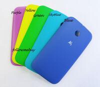 "A+ Rear Battery Back Door Cover For Motorola Moto E XT1021 XT1022 XT1025 4.3"""